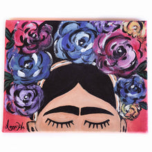 Load image into Gallery viewer, Maggie Devos - Frida Flower and Crown, Wall Art