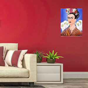 Maggie Devos - Frida & Calla Lily Wall Art