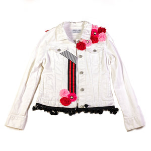 Grace Yip Designs - Ravishing Rose Frida Jacket