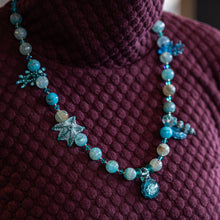 Load image into Gallery viewer, Lori Sparks- Under The Sea Necklace