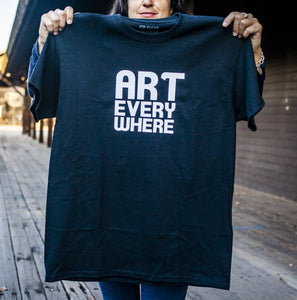Maria Canta - Art Every Where T Shirt