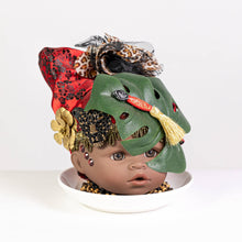 Load image into Gallery viewer, Grace Yip Designs - African Queen Baby Doll Art
