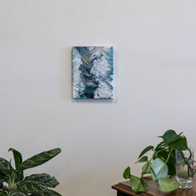 Load image into Gallery viewer, Kat Martinez- Turquoise Water Wall Art Painting, Wall Art, Kat Martinez, Sacramento . Shop