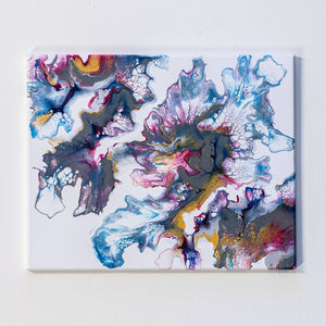 Kat Martinez- Beautiful Disaster Wall Art Painting, Wall Art, Kat Martinez, Sacramento . Shop