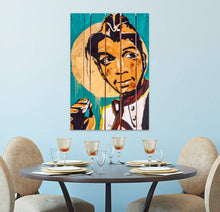 Load image into Gallery viewer, Raul Mejia - Cantiflas Wall Art