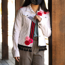 Load image into Gallery viewer, Grace Yip Designs - Ravishing Rose Frida Jacket