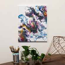 Load image into Gallery viewer, Kat Martinez- Beautiful Disaster Wall Art Painting, Wall Art, Kat Martinez, Sacramento . Shop