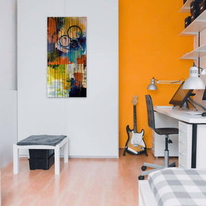 Adam Mackey - Vivid Vibes, Wall Art