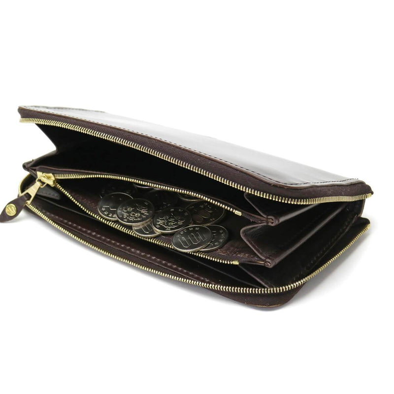 GLENROYAL グレンロイヤル ZIP AROUND LONG PURSE 長財布 03-6029