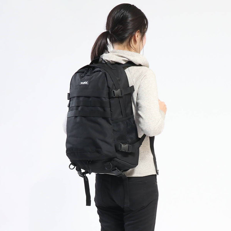 X-girl エックスガール ADVENTURE BACKPACK BOX LOGO バックパック 05191011