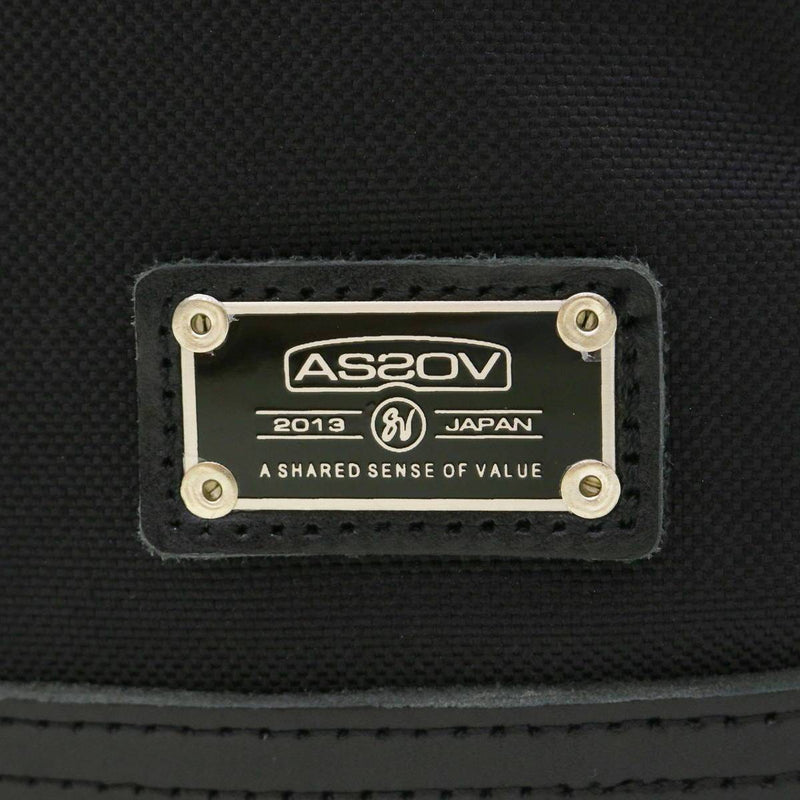 AS2OV アッソブ EXCLUSIVE BALLISTIC NYLON 2WAY TOTE BACKPACK 061323