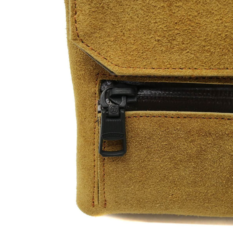 AS2OV アッソブ WATER PROOF SUEDE Sacoche Wallet 091753