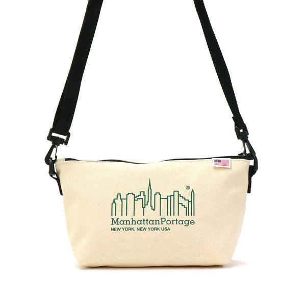 Manhattan Portage マンハッタンポーテージ Zuccotti Clutch Canvas Lite MP6020CVL