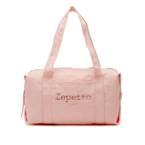 Repetto レペット Cotton Duffle bag Size M ボストンバッグ