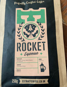Ground Coffee - Extract Roasters - For Cafetiere
