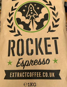 Extract Coffee - whole beans 1KG