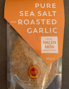 Halen Môn Pure Sea Salt with Roasted Garlic