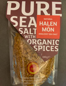 Halen Môn Pure Sea Salt with Organic Spices