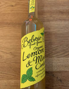 Belvoir Lemon & Mint Cordial