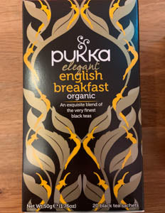Pukka English Breakfast 20 Teabags