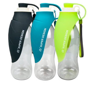 Dog Water Bottle - Green - Hylthi