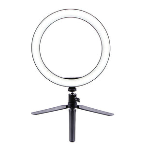 10'' LED Selfie Desk Ring Light - Hylthi
