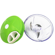 Load image into Gallery viewer, Multi-functional Household Vegetable Cutter and Dicer - Green - Hylthi