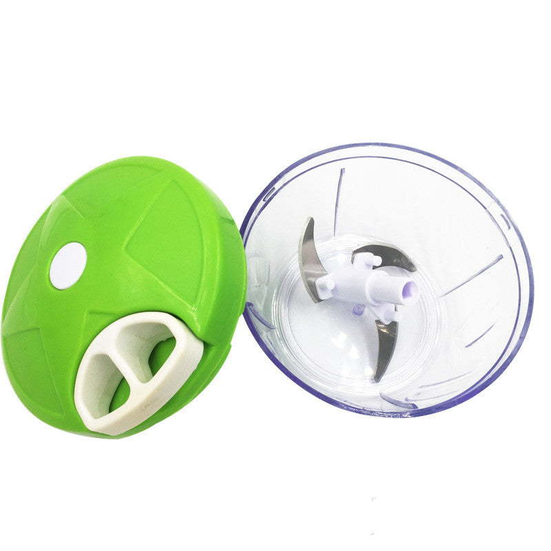 Multi-functional Household Vegetable Cutter and Dicer - Green - Hylthi