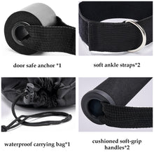 Load image into Gallery viewer, 11-Piece Fitness Resistance Bands Set - Hylthi