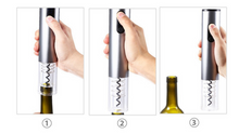 Load image into Gallery viewer, Electric Wine bottle opener - Hylthi