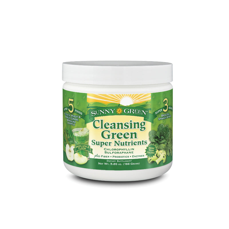 Cleansing Green - 166 g