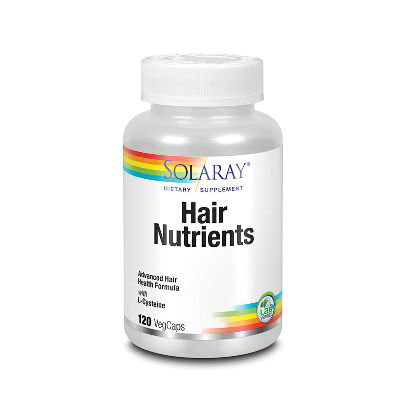 Hair Nutrients - 120 Cápsulas