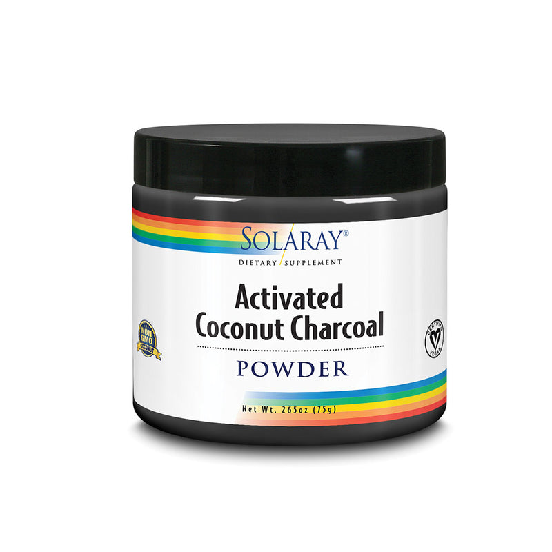 Activated Coconut Charcoal (Carbón Activo) - 75 g