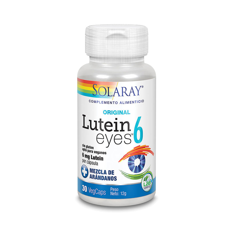 Lutein Eyes 6mg - 30 Cápsulas