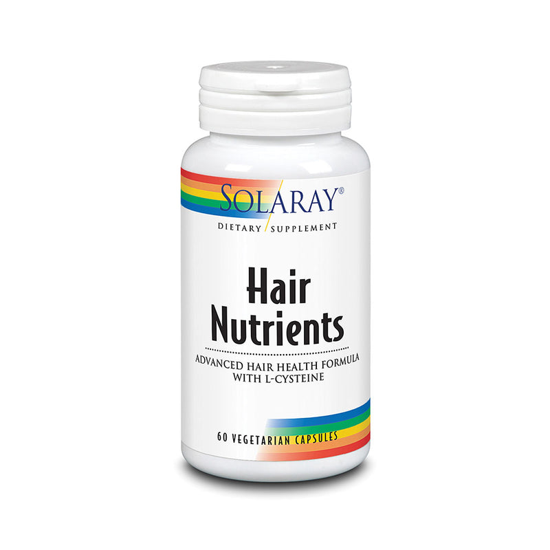 Hair Nutrients - 60 Cápsulas Vegetales