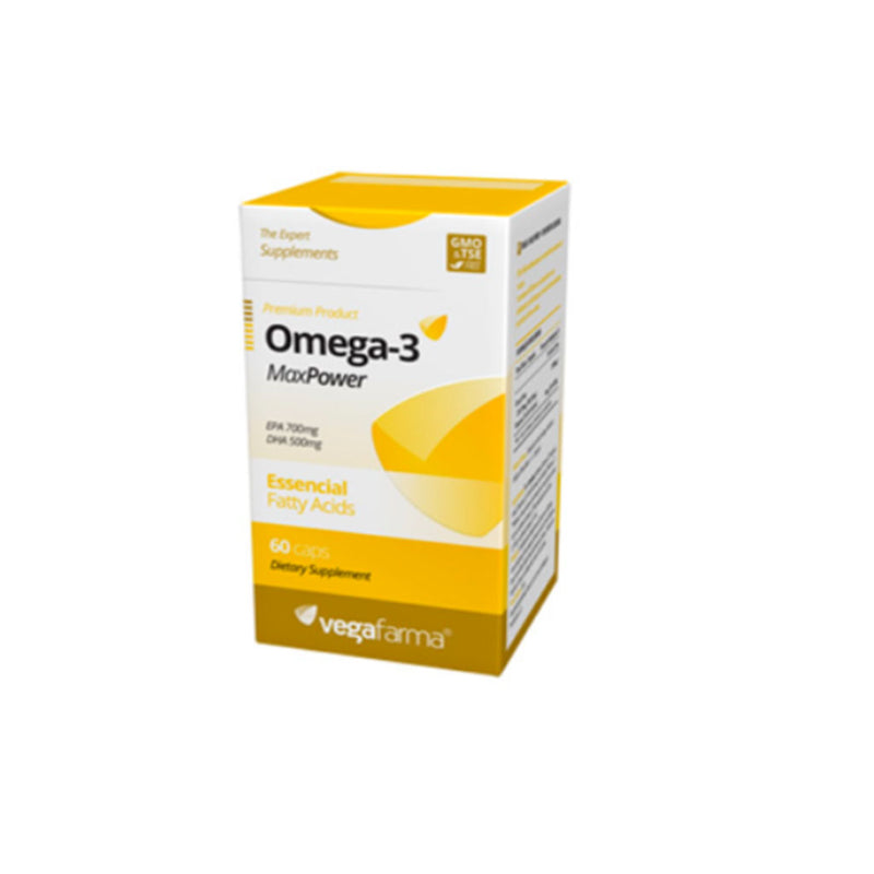 Omega3 Max Power - 60 Cápsulas