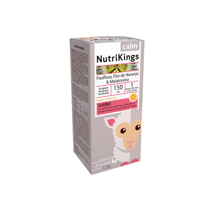Nutrikings Calm - 150 ml Solución Oral