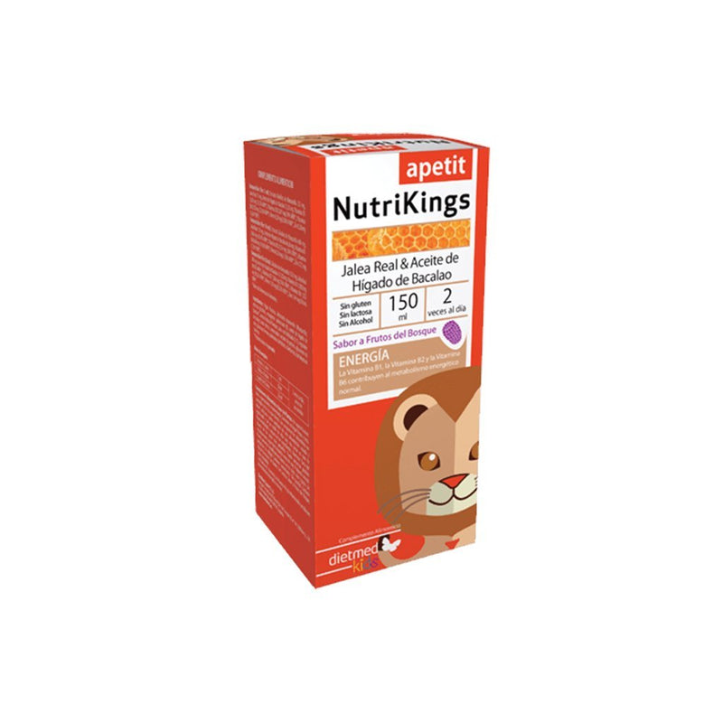 Nutrikings Apetit - 150 ml Solución Oral