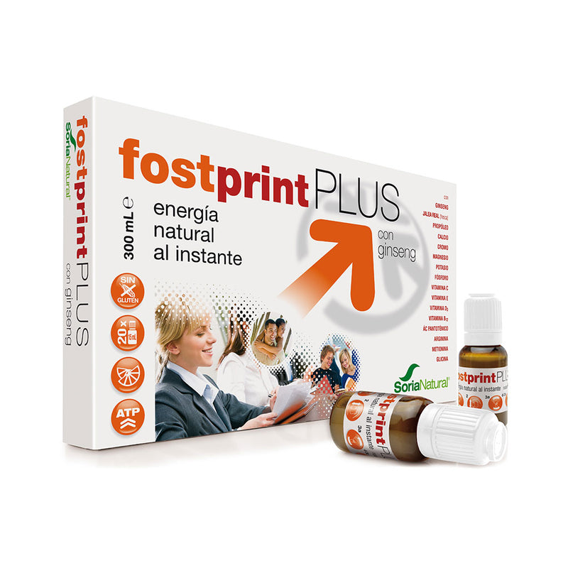 Fost Print Plus - 20 Viales de 15 ml
