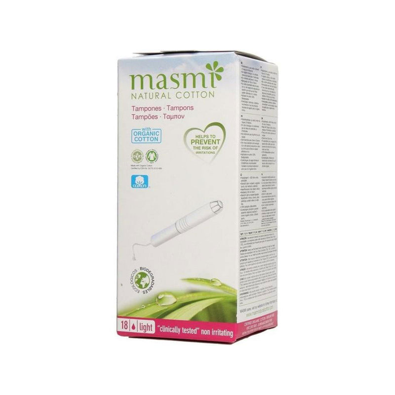 Tampones Masmi Light - 18 Unidades