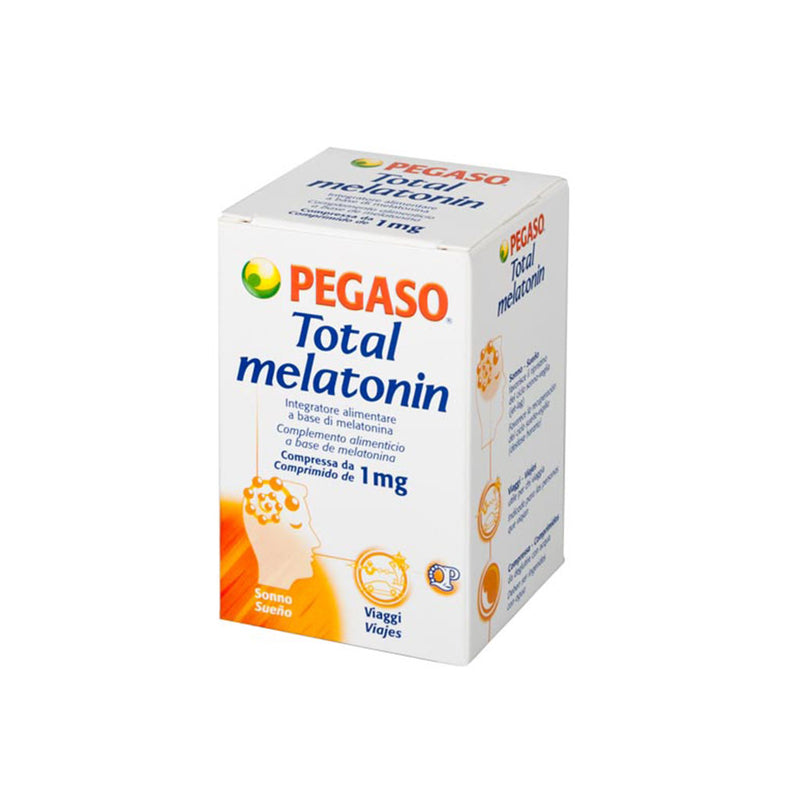 Total Melatonina 1mg - 180 Comprimidos