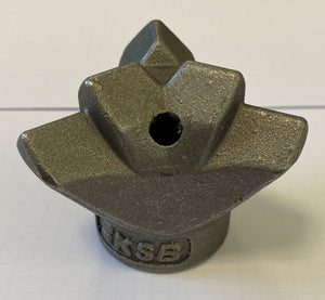 "KSB® 3-Flügelbohrkrone R32/76mm ""Cheapy"""