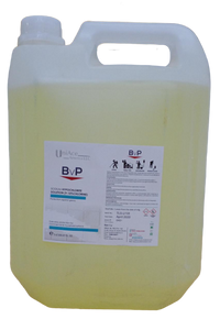 BVP Surface Disinfectant Liquid - Sodium hypochlorite Solution - 5L ( Pack of 5 )