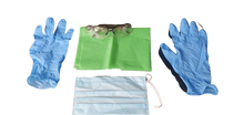 Load image into Gallery viewer, 90 GSM , Laminated PPE KIT with SITRA Approved Fabric (Non Taping) - Pack of 3 Kits