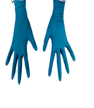 Load image into Gallery viewer, VWR CE Certified Nitril Gloves, Latex Free & Powder Free - Size M ( Pack of 100 )