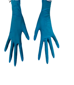 VWR CE Certified Nitril Gloves, Latex Free & Powder Free - Size L ( Pack of 100 )