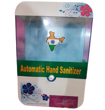 Load image into Gallery viewer, Automatic sanitizer dispenser cum hand sanitizer machine + 20 litres sanitizer ( Combo Pack )