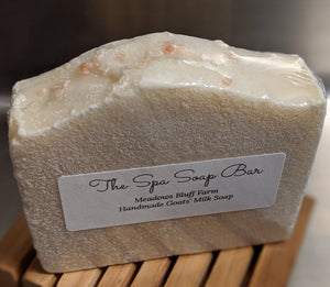 The Spa Soap Bar