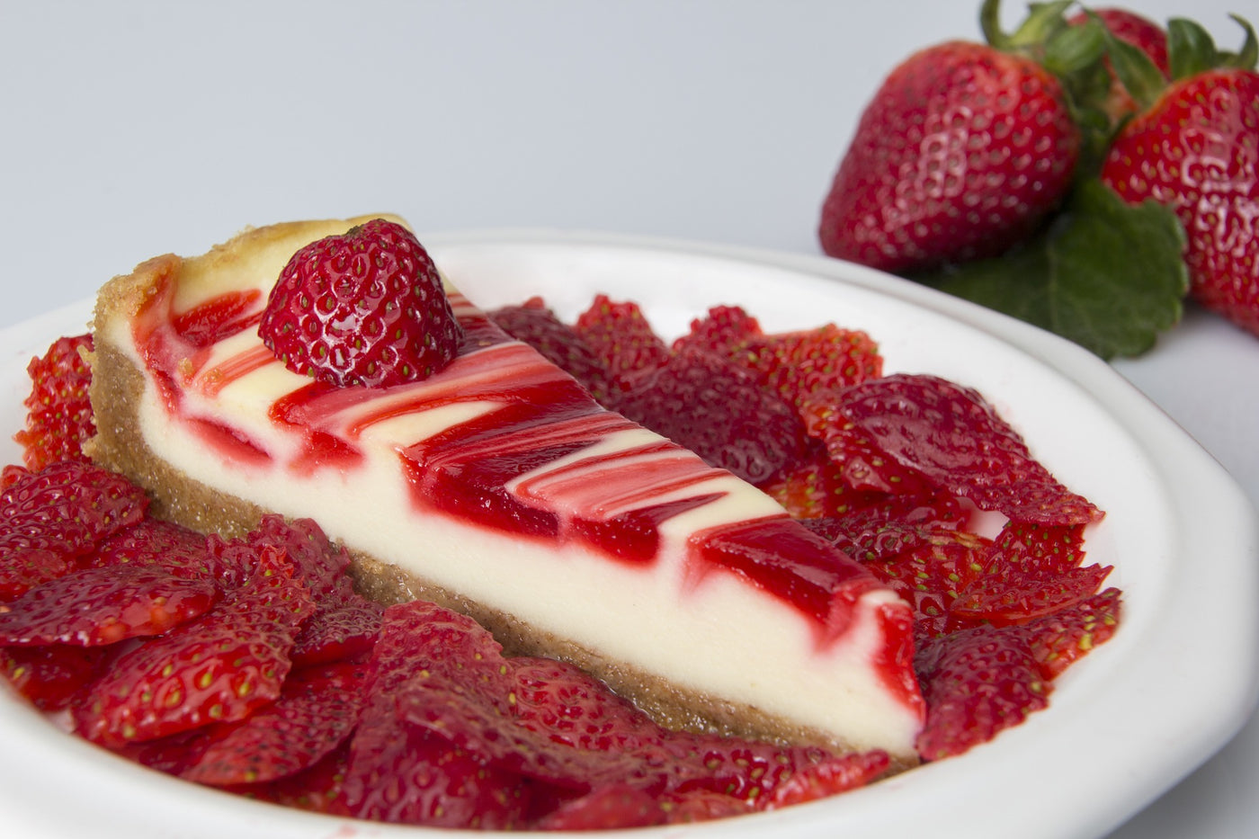 CHEESECAKE DE PHILADELPHIA Y MERMELADA