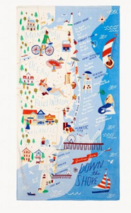 Spartina 449 Beach Towel Down The Shore